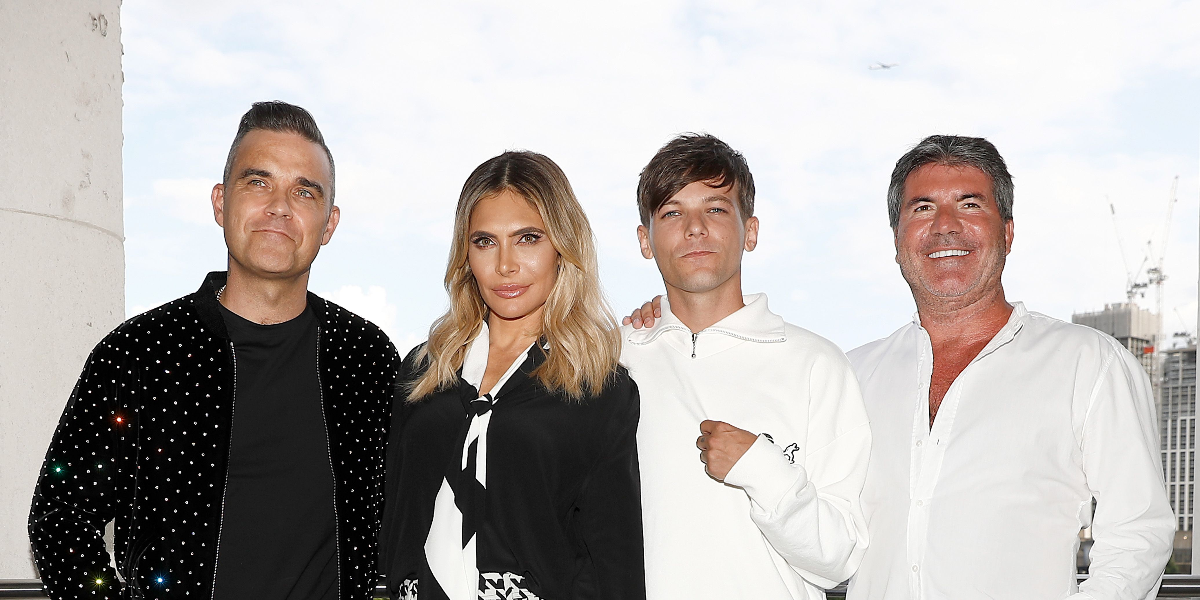 Robbie Williams, his wife and Louis Tomlinson are all but confirmed for X Factor judging panel
