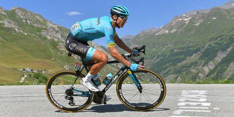 Magnus Cort Nielsen on Stage 15 Tour de France