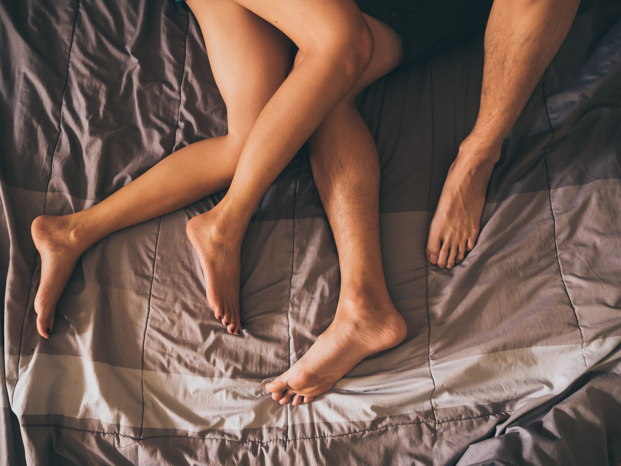 Pain after sexual intercourse treatment