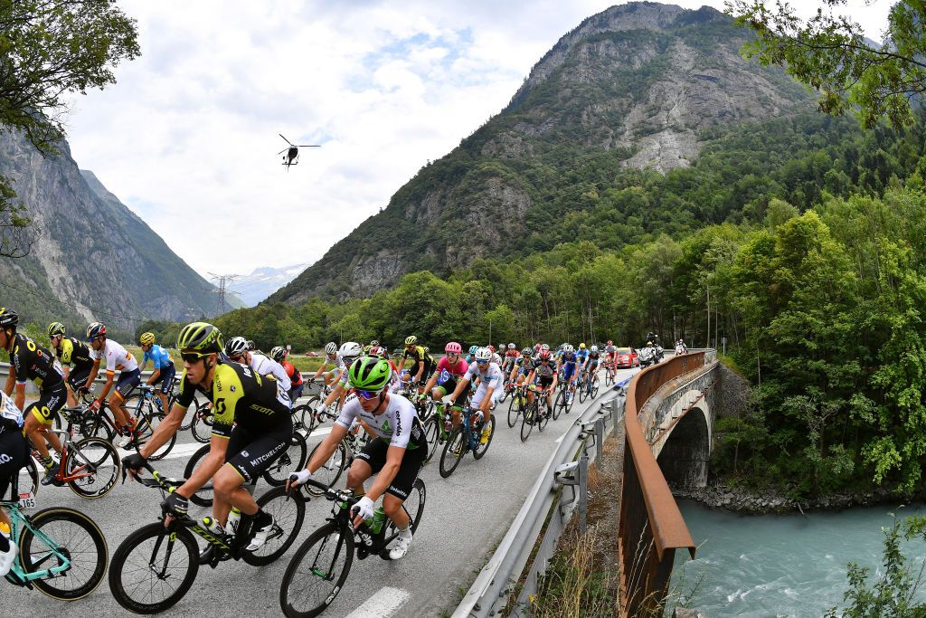 This Is What It Feels Like To Ride In The Tour De France
