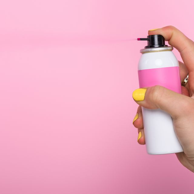 heat protection spray