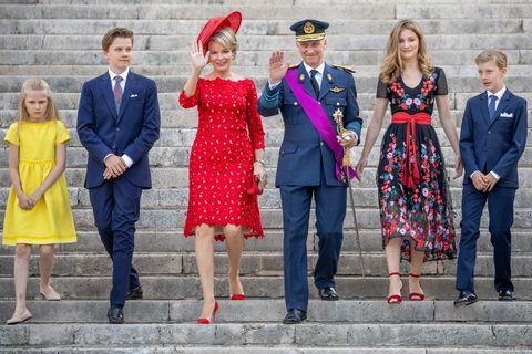 National Day Of Belgium 2018