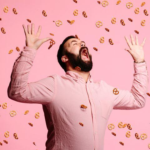 Attack of the pretzels