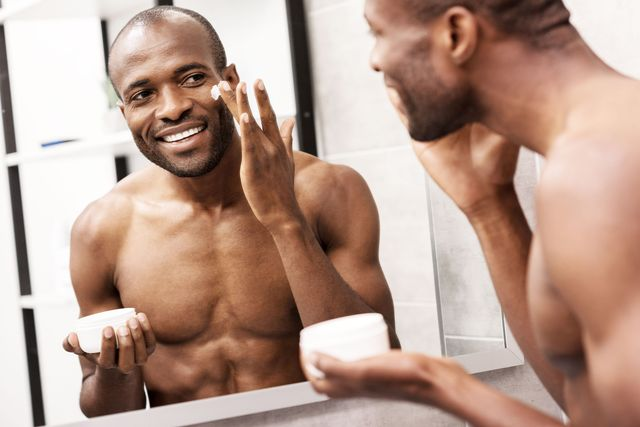 skincare for men of color