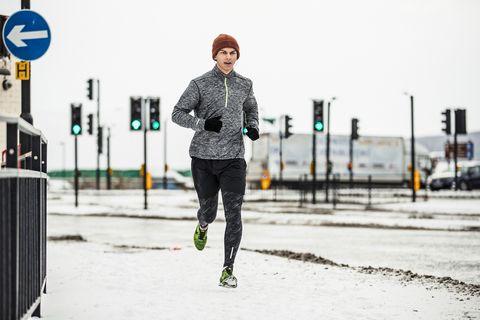 hardlopen in de winter doe je zo