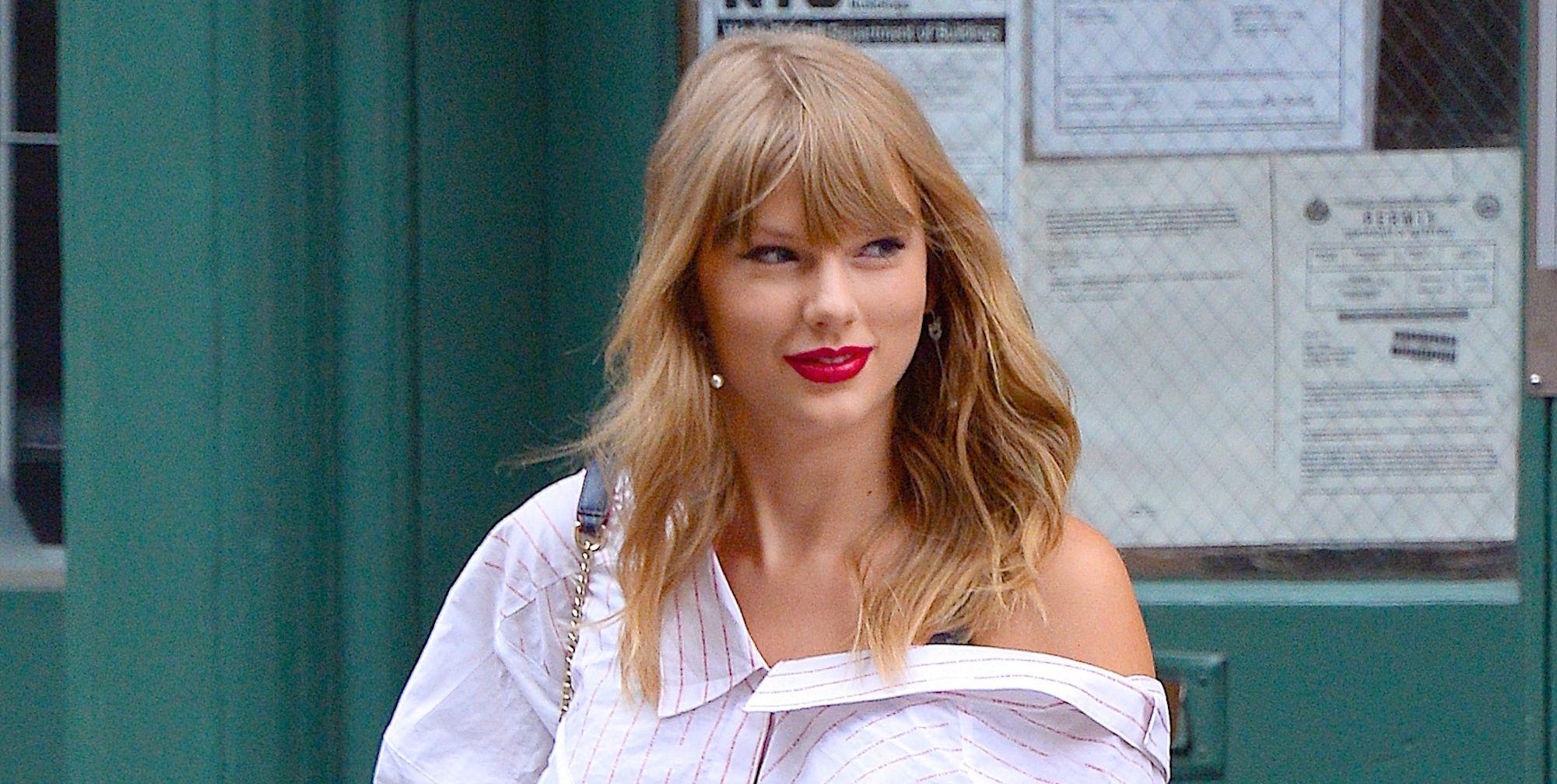 Celebrity Sightings in New York City - July 22, 2018