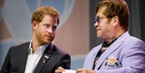 Harry and Elton John