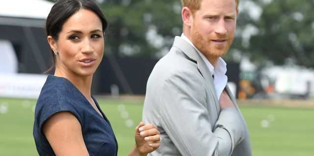 windsor, england   july 26  embargoed for publication in uk newspapers until 24 hours after create date and time meghan, duchess of sussex and prince harry, duke of sussex attend the sentebale isps handa polo cup at the royal county of berkshire polo club on july 26, 2018 in windsor, england  photo by karwai tangwireimage