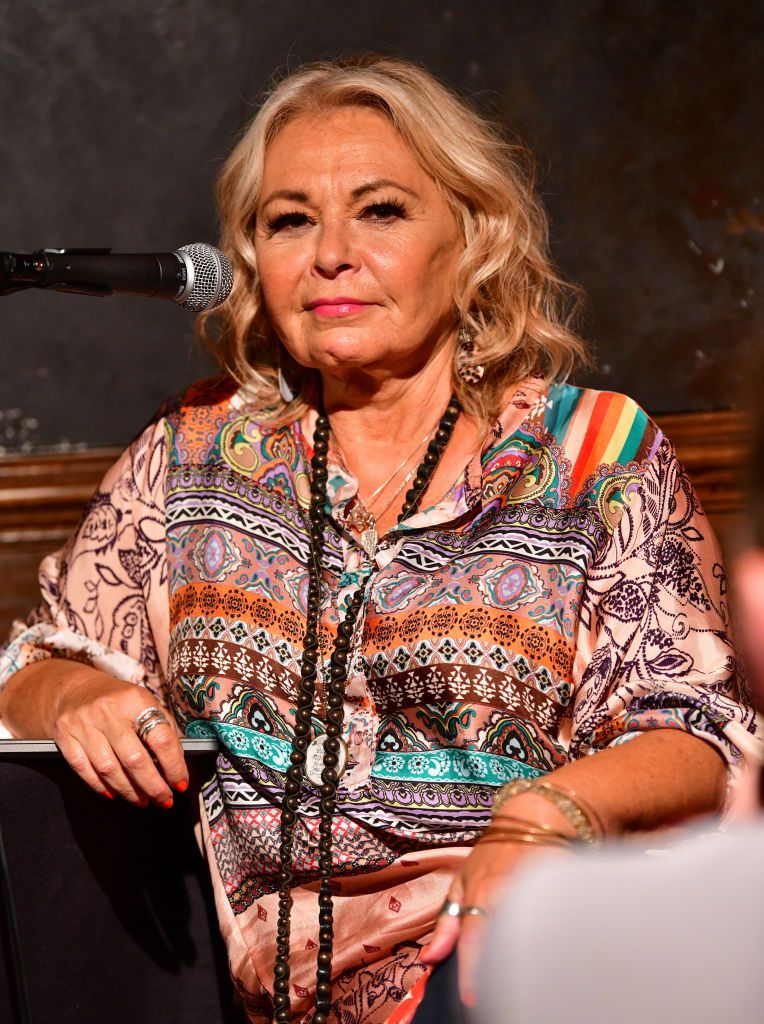 Roseanne Barr Says Comics Didn't Stick Up for Her Because She's 'Just an Old B*tch'