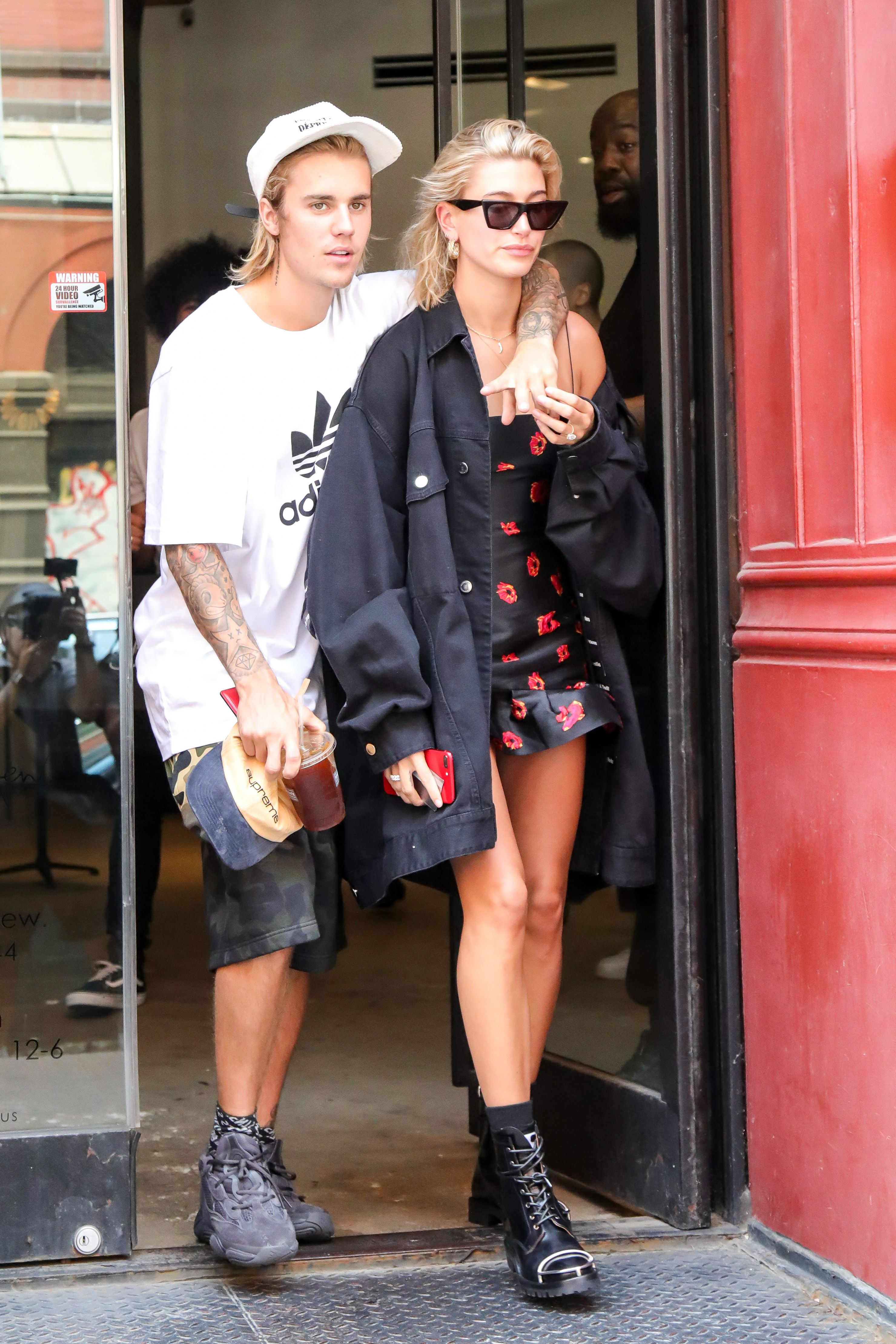Justin Bieber Gives Hailey Baldwin a Really Extra Watch and Instagram Tribute for Her Birthday