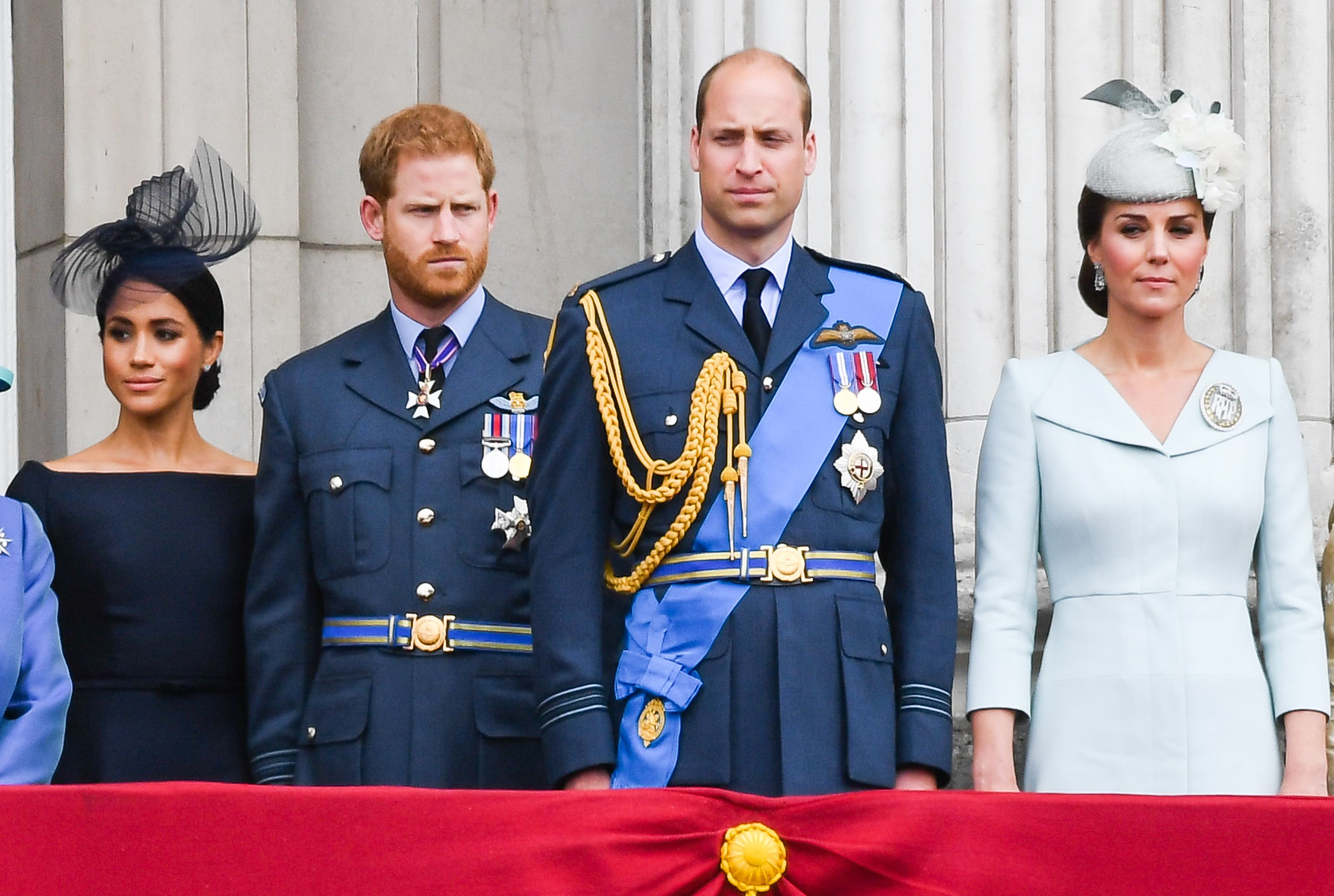 """Meghan Markle and Prince Harry Are """"Isolated"""" From Kate and William Right Now"""