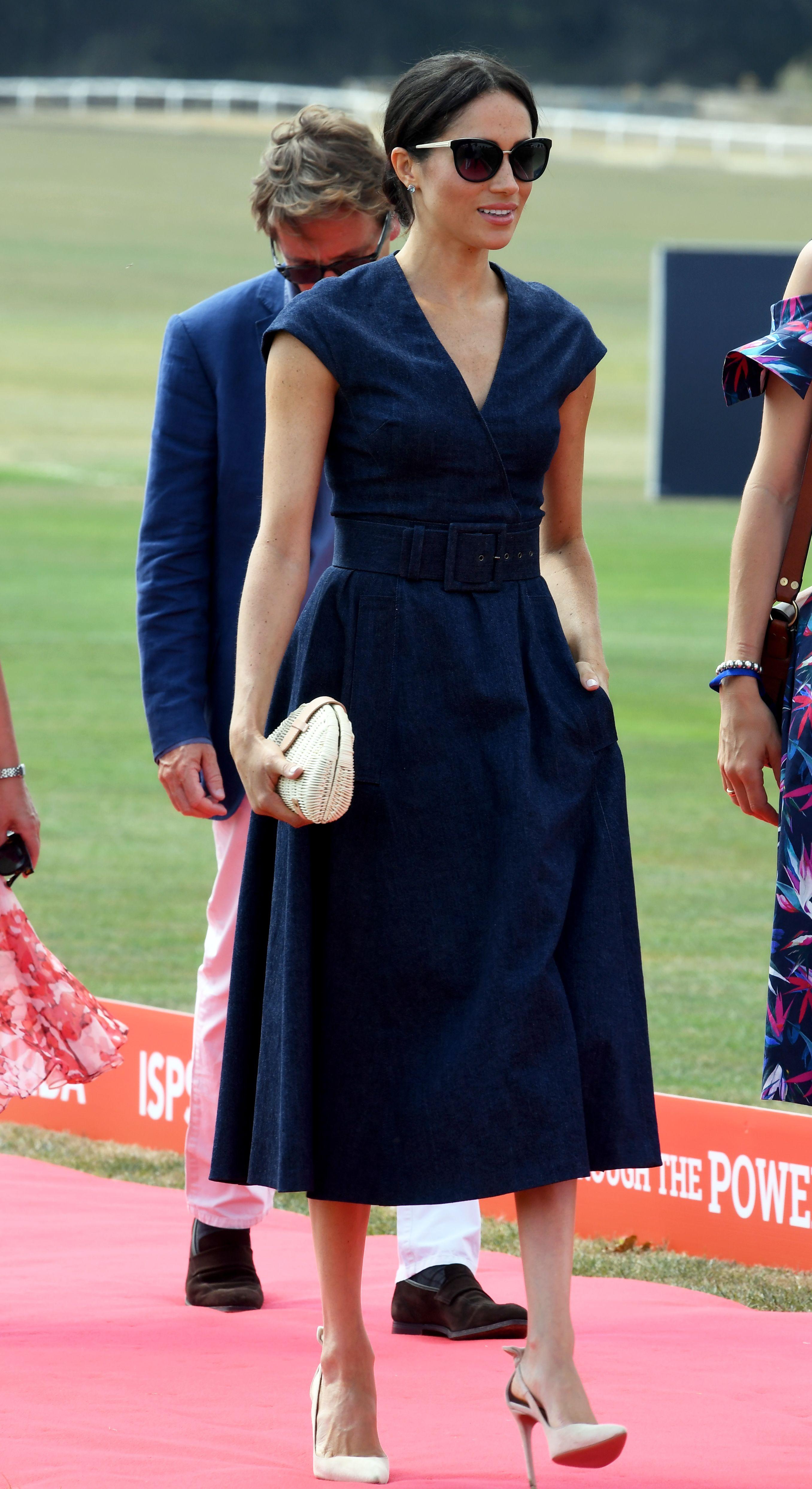gettyimages 1008105102 - The Best Ten Looks of 'Meghan Markle'