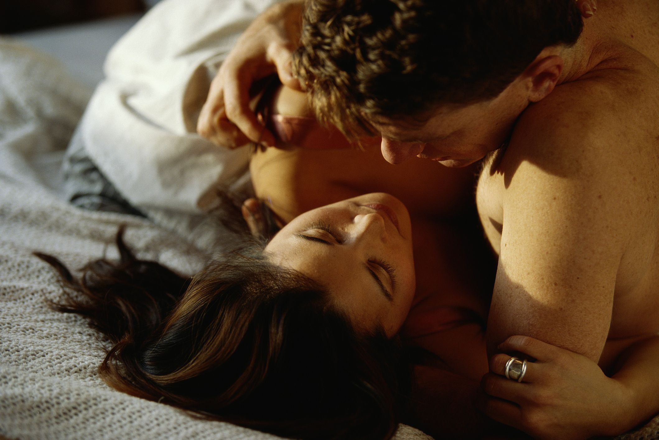 5 stress-relieving sex positions to release all that tension