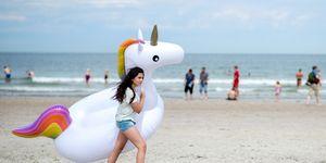 Summer heat - Norderney