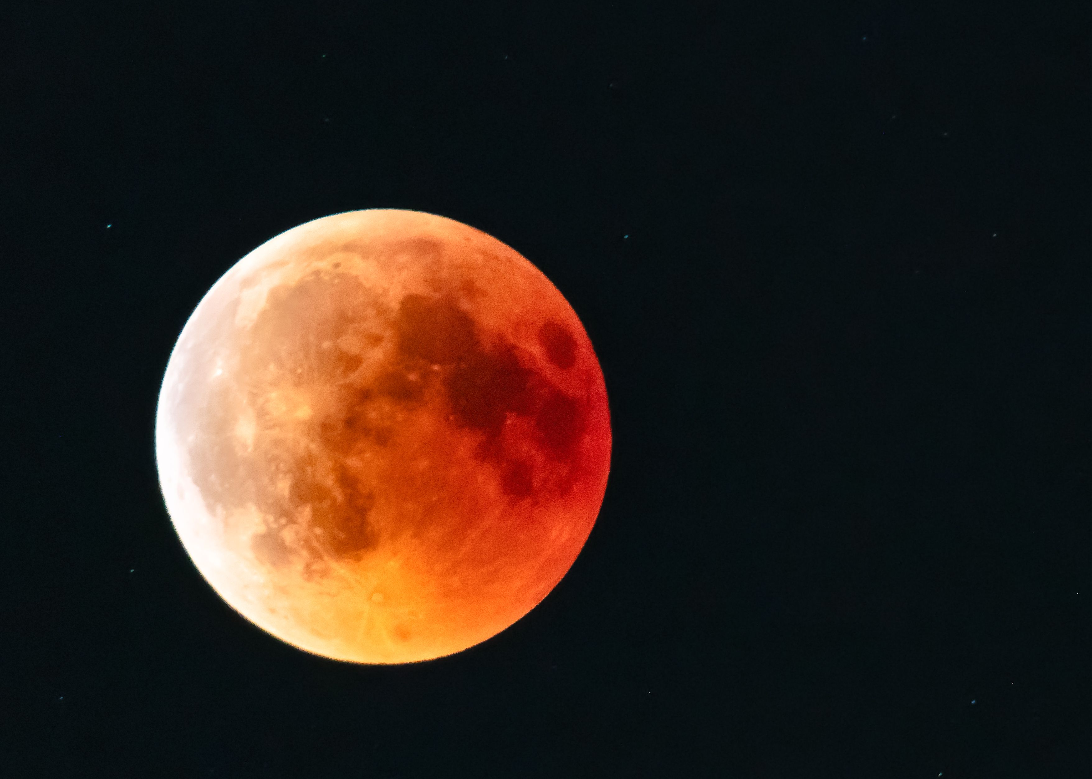 Here's When You Can Catch the Next Lunar Eclipse