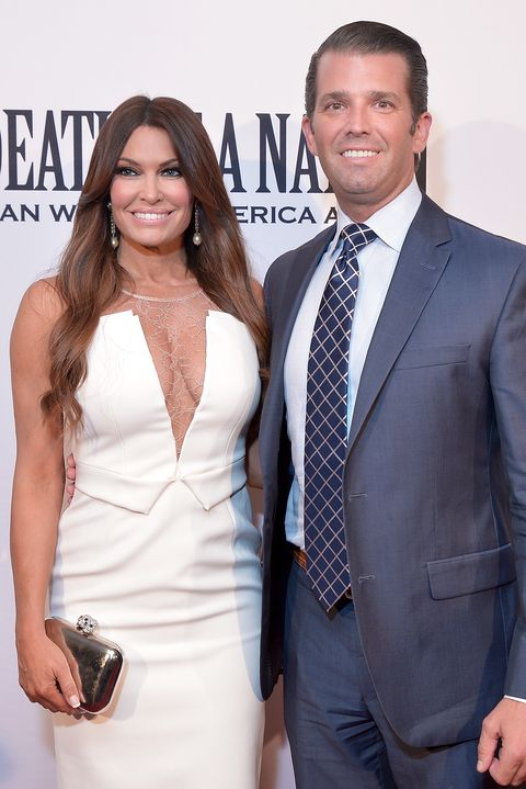 Who Is Kimberly Guilfoyle, Donald Trump Jrs New -4330