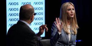 Ivanka Trump Participates In Discussion On Workforce Development