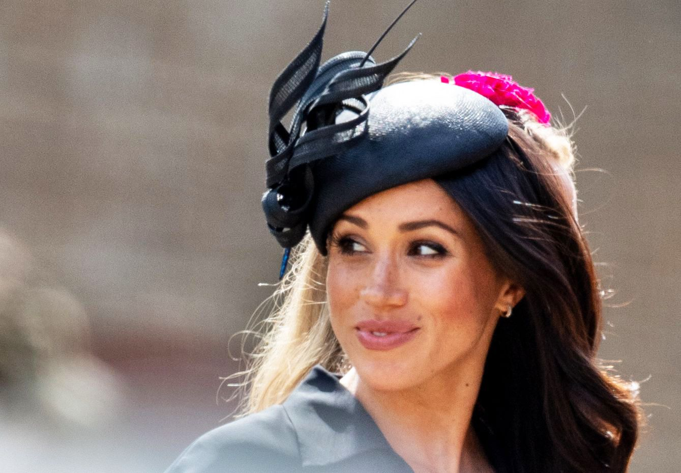 Meghan Markle Threw A Party To Give Her Friends Clothes When She