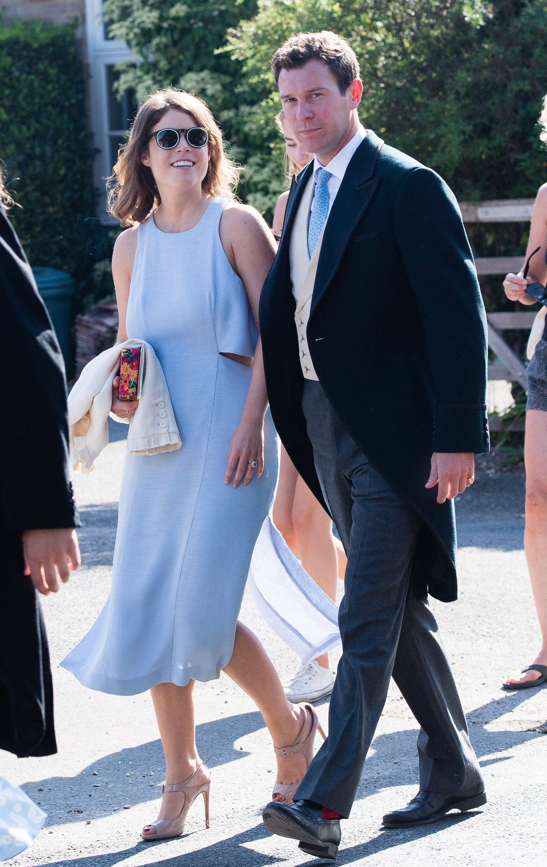 Daisy Jenks and Charlie van Straubenzee wedding pictures