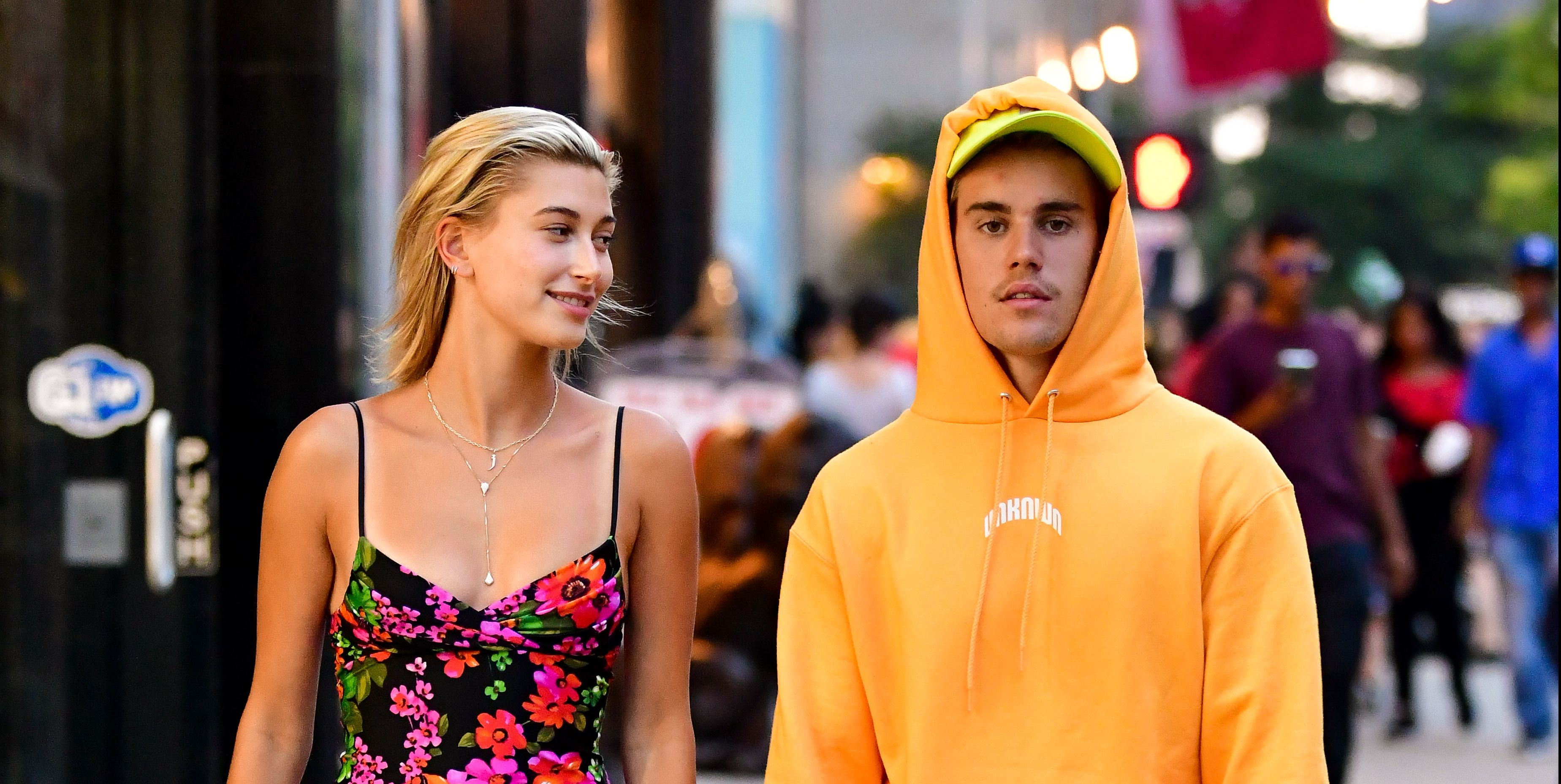 Justin Bieber is out here trolling Hailey Baldwin on Instagram