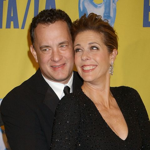 A Timeline of Tom Hanks and His Wife Rita Wilson's Romance