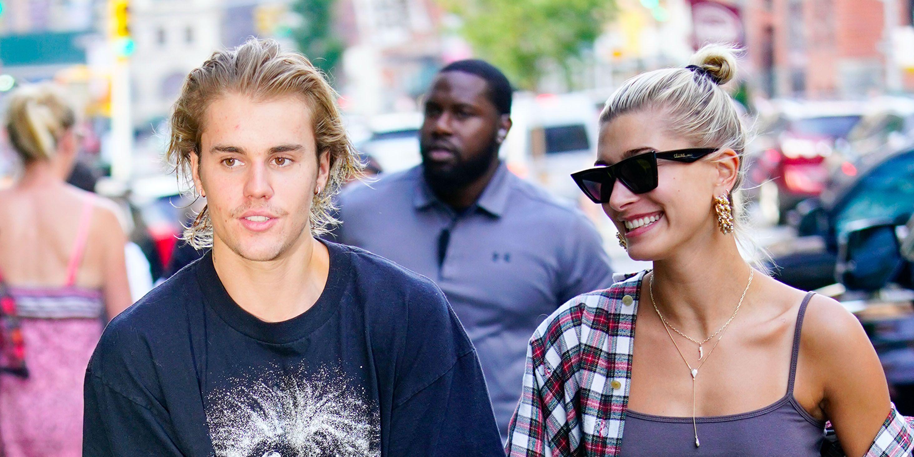 Justin en Hailey Bieber
