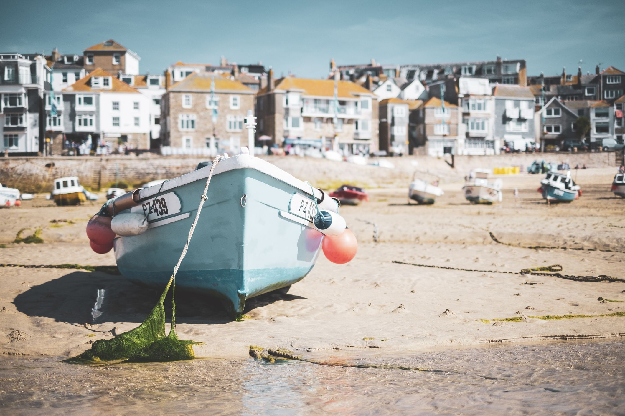 The Best Beaches Near London: Fashion's Favourite Seaside Getaways