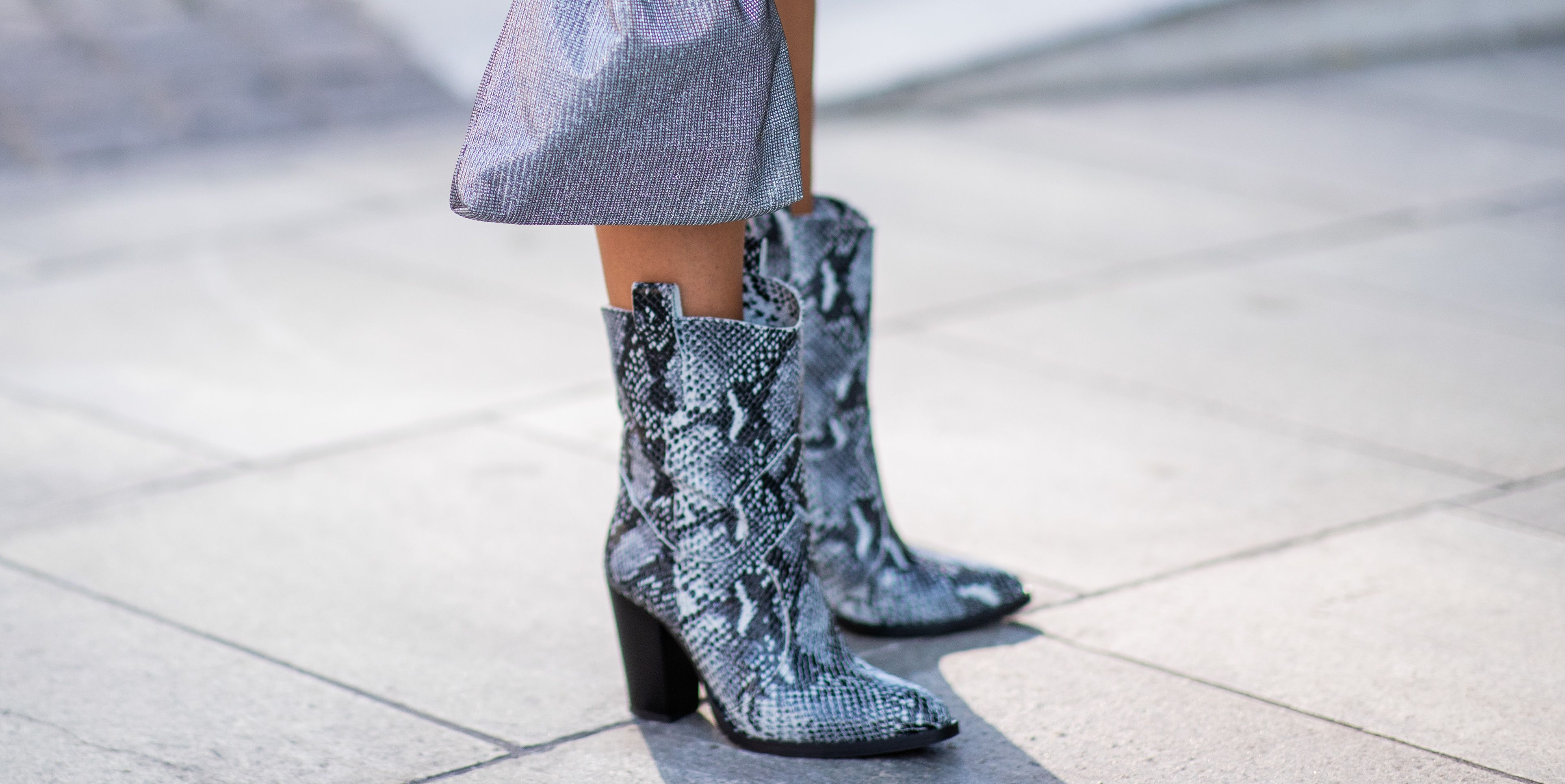 The 10 Best Snakeskin Boots to Buy Right Now