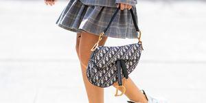 Dior saddle bag - investment handbags