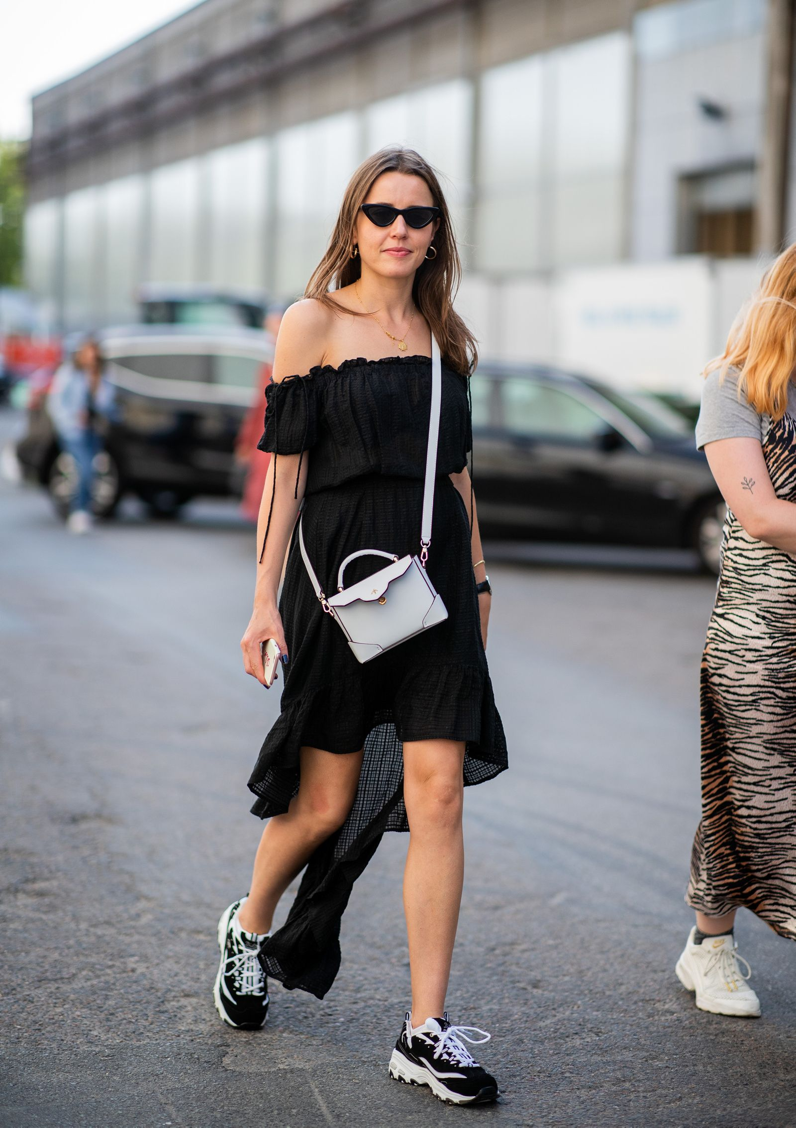 Street Style - Copenhagen Fashion Week Spring/Summer 2019 - Day 3