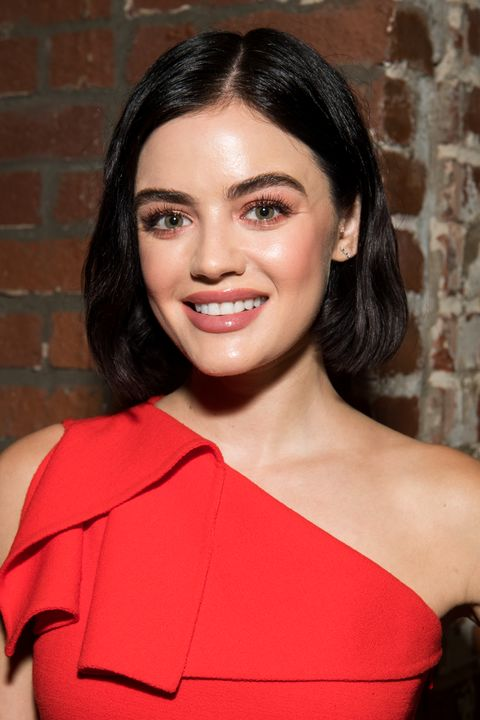 Lucy Hale Hosts St. Jude Luncheon To Kick-Off Childhood Cancer Awareness Month
