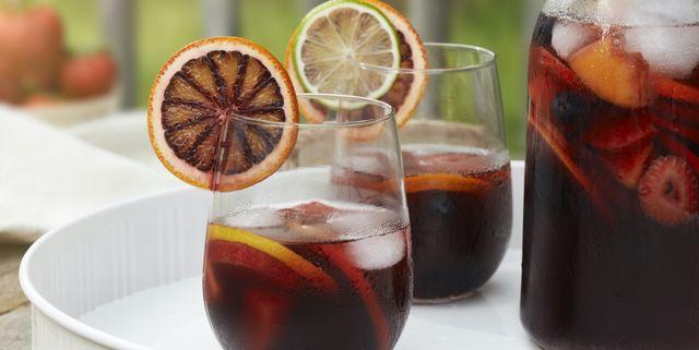 sangria recept van barman victor van first dates