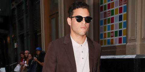 Celebrity Sightings In New York - August 14, 2018