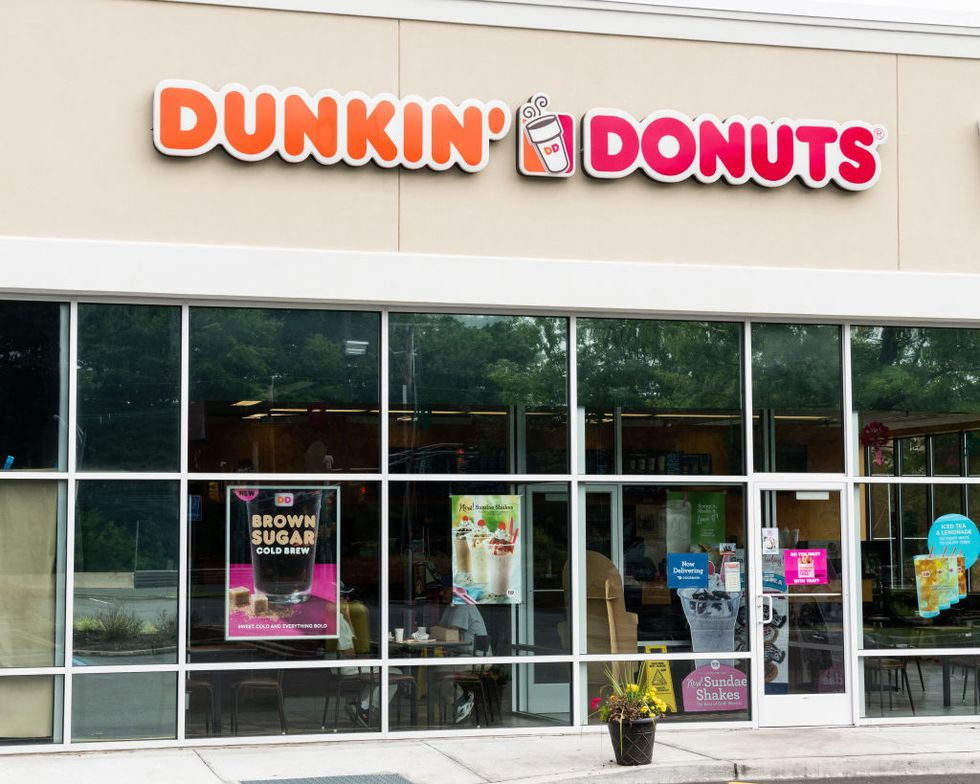 Is Dunkin' Donuts Open New Year's Day 2020? Here Are the Coffee Chain's Holiday Hours