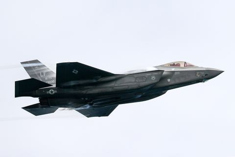 Aircraft, Airplane, Military aircraft, Air force, Vehicle, Fighter aircraft, Aviation, Flight, Lockheed martin f-35 lightning ii, Jet aircraft,