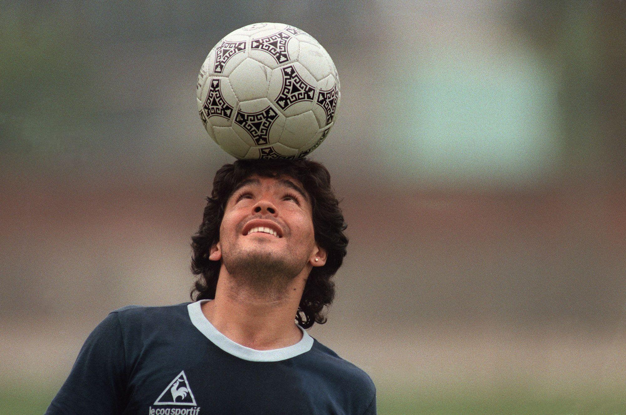 Las 20 Mejores Frases De Maradona Citas De Maradona