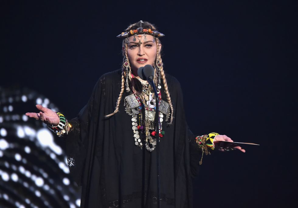 People Are Furious Over Madonna