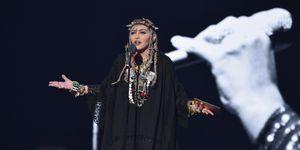 Madonna Eurivisie Songfestival 2019 tel aviv Duncan Laurence Arcade