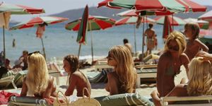 Saint-Tropez Beach