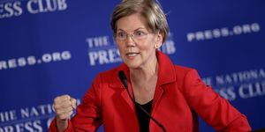 Sen. Elizabeth Warren Delivers Policy Speech On Ending Corruption In DC, And Outlining New Anti-Corruption Legislation