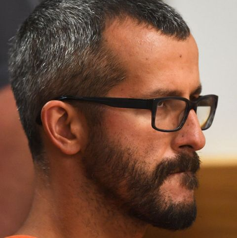 greeley, co   august 21 christopher watts is in court for his arraignment hearing at the weld county courthouse on august 21, 2018 in greeley, colorado watts faces nine charges, including several counts of first degree murder of his wife and his two young daughters  photo by rj sangosti   poolgetty images
