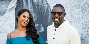 Wayfarer Sunglasses Yardie premiere Idris Elba style