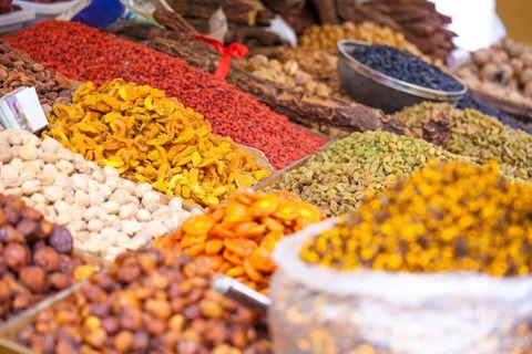 Food, Dried fruit, Natural foods, Cuisine, Ingredient, Legume, Fruit, Plant, Bazaar, Produce,