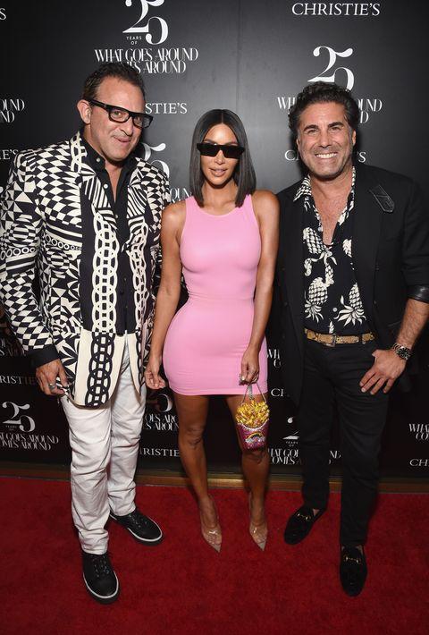 Kim Kardashian neon trend 2018