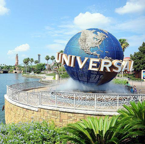 Water, Sky, World, Vacation, Resort, Tourism, Sphere, Architecture, Summer, Amusement park,