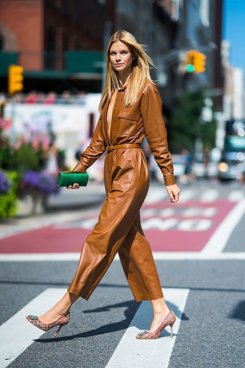 Street fashion, Clothing, Fashion, Yellow, Snapshot, Photography, Street, Infrastructure, Road, Outerwear,