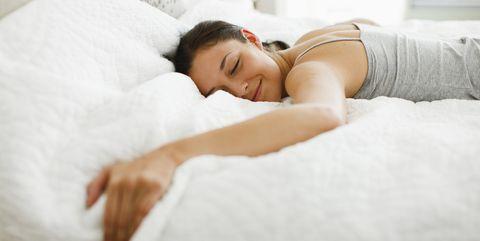 Comfort, Skin, Bedding, Room, Linens, Bed sheet, Bedroom, Bed, Sleep, Duvet,
