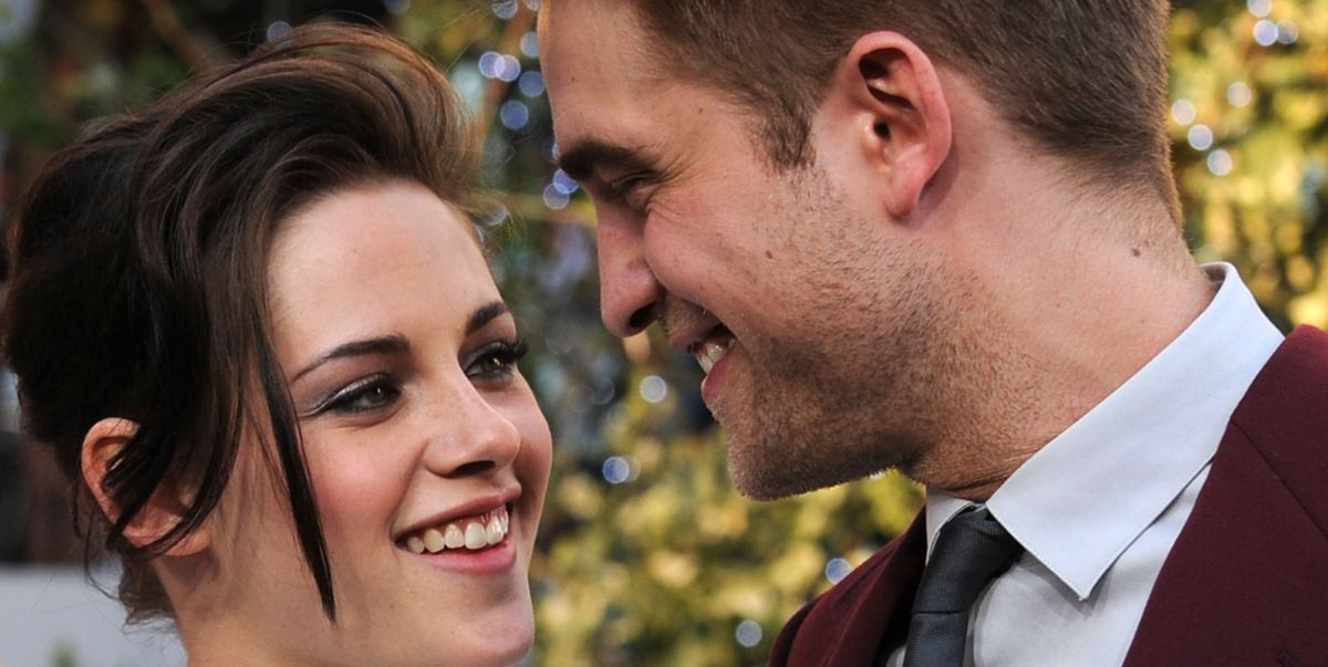 Watch Kristen Stewart Gush About Robert Pattinson, After Admitting She Would Have Married Him - elle.com