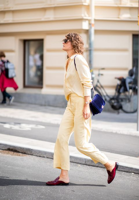 Streetstyle Stockholm Fashion Week s/s 2019