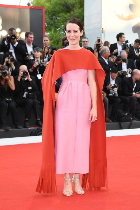 67a88d720bd Photos From the 75th Venice Film Festival - Pictures of Best Dressed ...